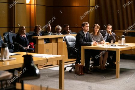 Reese Witherspoon as Elena Richardson, Joshua Jackson as Bill Richardson, Rosemarie DeWitt as Linda McCullough and Geoffrey Stults as Mark McCullough