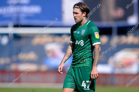 Josh Windass of Sheffield Wednesday in action during Sky Bet League Championship match between Queens Park Rangers and Sheffield Wednesday at The Kiyan Prince Foundation Stadium in London, UK - 11th July 2020