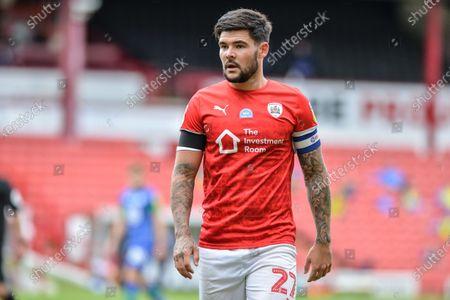 Alex Mowatt (27) of Barnsley FC