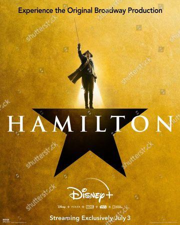 Stock Picture of Washington Hamilton (2020) Poster Art. Chris Jackson as George Washington