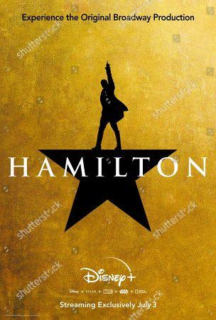Hamilton (2020) Poster Art.