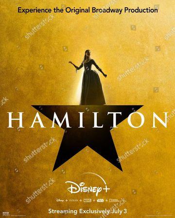 Eliza Hamilton (2020) Poster Art. Phillipa Soo as Eliza Hamilton