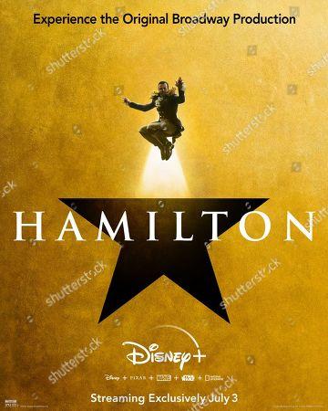 Lafayett Hamilton (2020) Poster Art. Daveed Diggs as Marquis de Lafayette/Thomas Jefferson