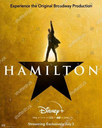 LMM Hamilton (2020) Poster Art. Lin-Manuel Miranda as Alexander Hamilton