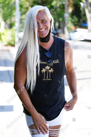 Daniel DiCriscio out and about, Los Angeles