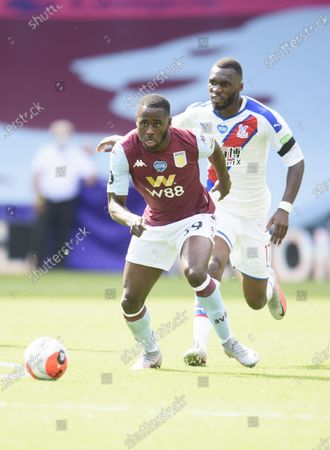 Keinan Davis of Aston Villa.