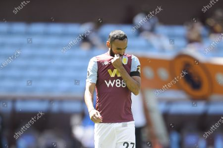 Ahmed Elmohamady of Aston Villa.