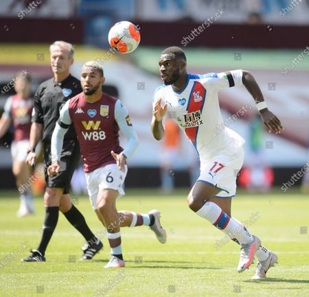 Christian Benteke of Crystal Palace.