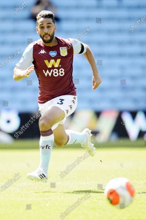 Neil Taylor of Aston Villa.