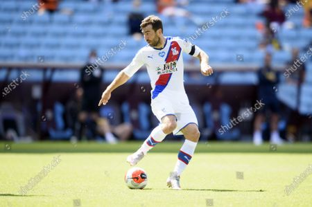 James McArthur of Crystal Palace.