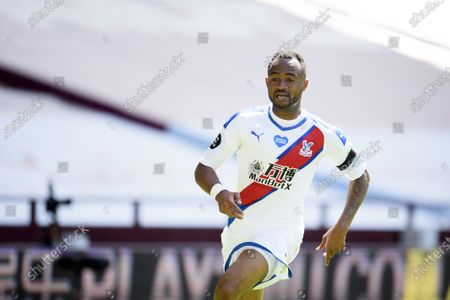 Jordan Ayew of Crystal Palace.
