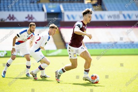 Jack Grealish of Aston Villa.