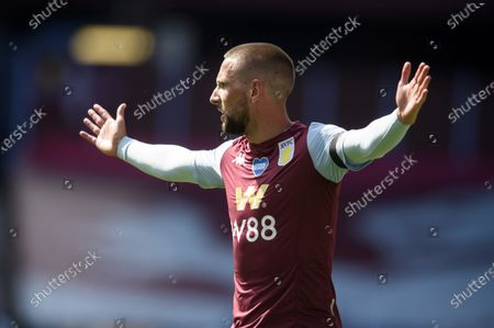 Conor Hourihane of Aston Villa.