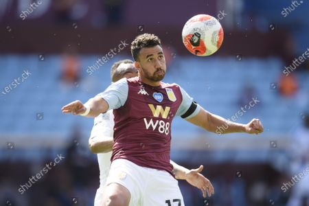 Trezeguet of Aston Villa.