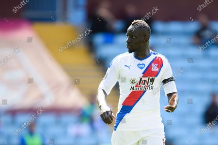 Mamadou Sakho of Crystal Palace.