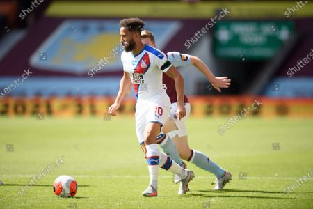 Andros Townsend of Crystal Palace.