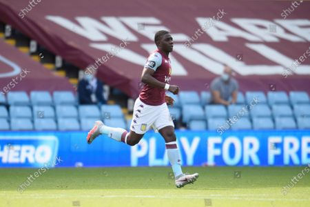Marvelous Nakamba of Aston Villa.