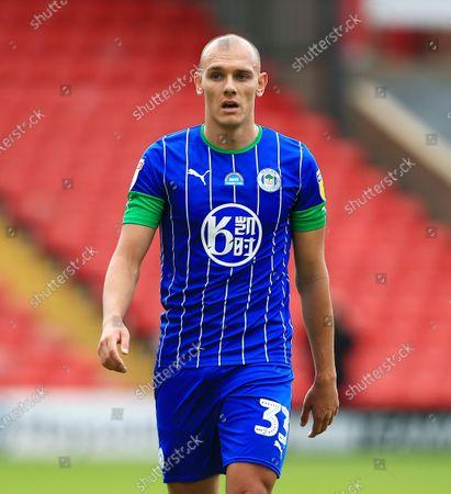 Kal Naismith of Wigan Athletic