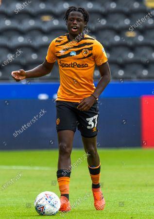Leo Da Silva Lopes of Hull City