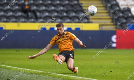 Reece Burke of Hull City