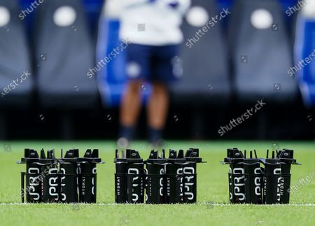 QPR players use IPRO water bottles