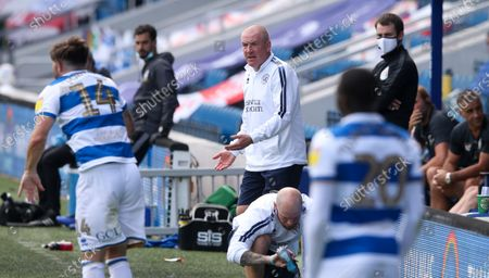Mark Warburton - Manager of QPR