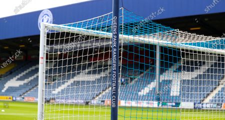 General View of QPR net & stand