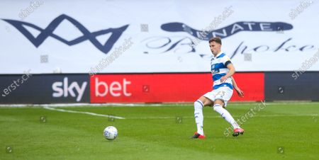 Conor Masterson of QPR  - sky bet & senate boards