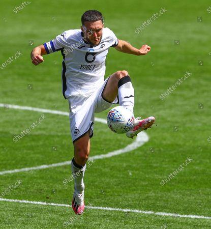 Matt Grimes of Swansea City