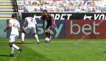 Helder Costa of Leeds United - Sky Bet leds