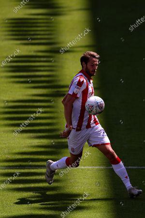 NIck Powell of Stoke City