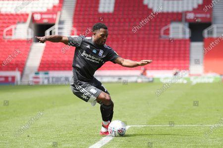 Jeremie Bela of Birmingham City