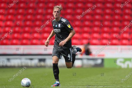 Marc Roberts of Birmingham City