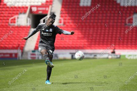 Jayden Reid of Birmingham City
