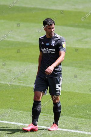 Maxime Colin of Birmingham City