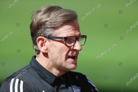 Birmingham City Coach Steve Spooner
