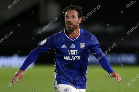 Sean Morrison of Cardiff City.