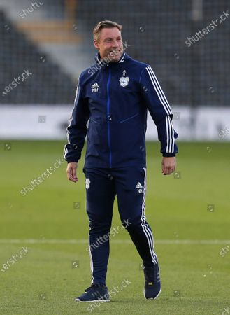 Cardiff City Manager Neil Harris.