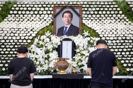 Mayor of Seoul Park Won-soon found dead, Seoul