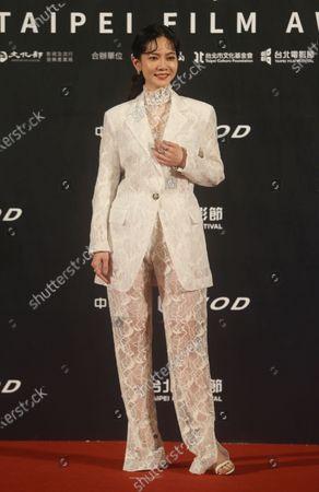 Editorial image of Film Festival, Taipei, Taiwan - 11 Jul 2020