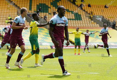 Norwich City v West Ham United