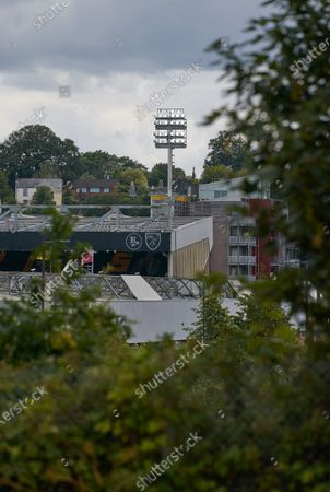 A general view of Carrow Road. Norwich City play West Ham United in a Project Restart match behind closed doors.