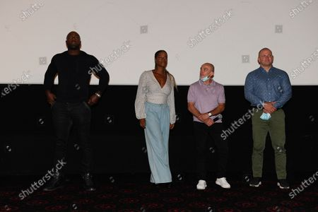 Editorial picture of 'Teddy' film screening, Paris, France - 10 Jul 2020