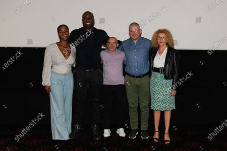 Editorial image of 'Teddy' film screening, Paris, France - 10 Jul 2020