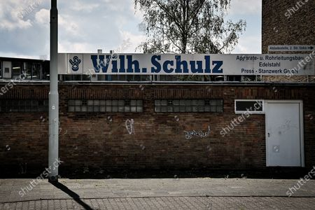 Editorial image of Berkshire Hathaway of US investor Warren Buffett possibly deceived out of millions in Wilhelm Schulz purchase, Krefeld, Germany - 11 Jul 2020
