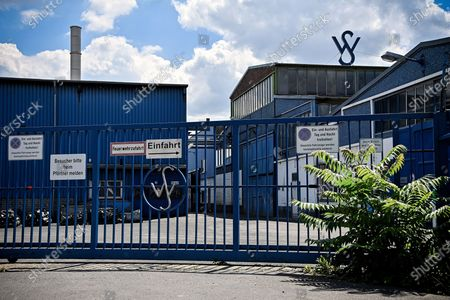 Stock Picture of An exterior view of the production facility of precision pipe manufacturer Wilhelm Schulz in Krefeld, Germany, 11 July 2020. Investigators are pursuing charges of fraud against former CEO Wolfgang Schulz and seven other executives for falsifying invoices to boost the value of the company prior to its sale to Precision Castparts (PCC), a subsidiary of US investment giant Berkshire Hathaway. PCC bought the Lower Rhine tube specialist in February 2017 for around 800 million euros. In the meantime, it's suspected that the sellers around Wolfgang Schulz have massively embellished the sales figures for the sale.