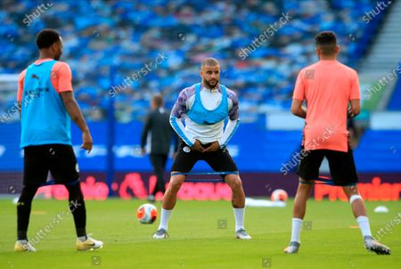 Image éditoriale de Brighton & Hove Albion vs Manchester City, United Kingdom - 11 Jul 2020