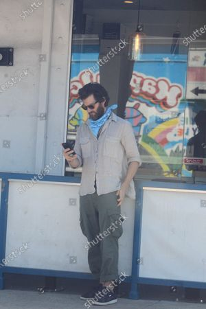 Stock Picture of Johnny Whitworth
