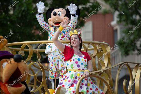Walt Disney World and Disneyland reopening, USA