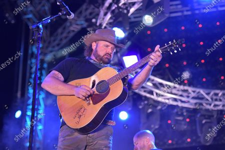 Editorial photo of Concerts In Your Car with Randy Houser, Ventura, United States - 11 Jul 2020